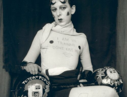 Masterclass around artist Claude Cahun